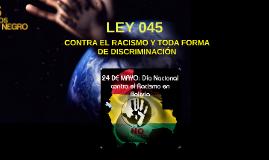 LEY 045