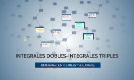Copy of INTEGRALES DOBLES-INTEGRALES TRIPLES