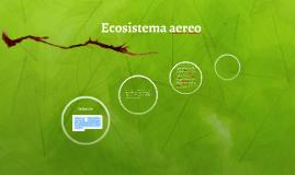 Ecosistema aereo