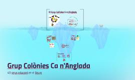 Grup Colònies Ca n'Anglada
