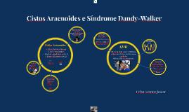 Cistos Aracnóides e S