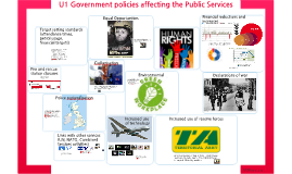 EDI - Government policies affecting the Public Services