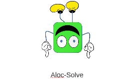 Aloc-Solve