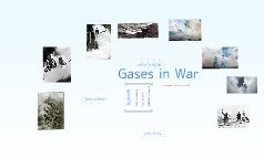 Gases in War