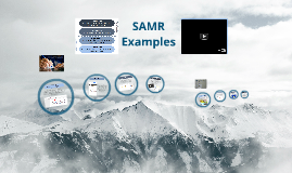 Copy of SAMR Model in Action