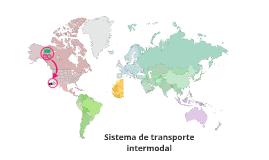 Sistema de transporte intermodal