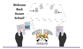 Welcome Back Sunset School