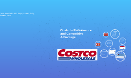 Costco's Performance and Competitive Advantage