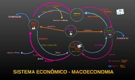 SISTEMA ECONÔMICO - MACROECONOMIA