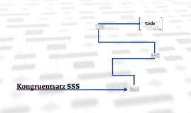 Kongruentsatz SSS