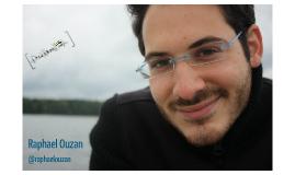 Raphael Ouzan for Sandbox
