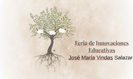 Feria de Innovaciones Educativas