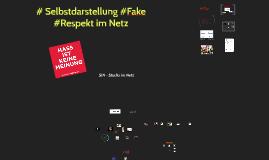 BBW Web2.0-Verhalten - Fakes