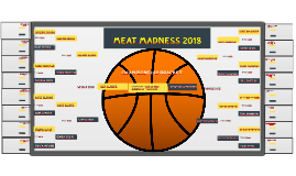 Meat Madness 2018