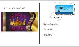 Theme park Ethics Project