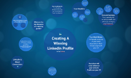 Creating a Winning LinkedIn Profile