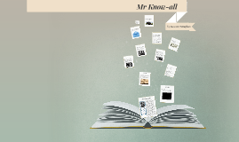 Mr Know-all by Somerset Maugham