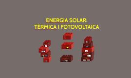 ENERGIA SOLAR: