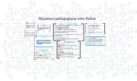Copy of Séquence pédagogique avec Folios