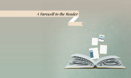 A Farewell to the Reader