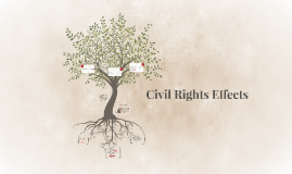 Civil Rights Effects