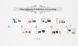 Miss Gibson's Exhibition of Learning