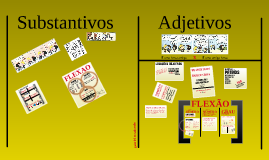 Copy of Substantivos e Adjetivos