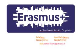 2018 BC training Prezentare Promotori Erasmus+ 2018