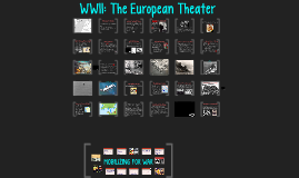 WWII: The European Theater
