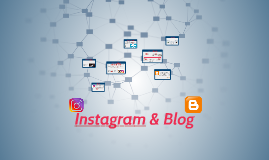 Instagram & Blog