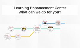 Learning Enhancement Center