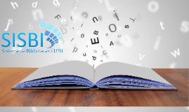 Copy of Copy of Treinamento Virtual - SISBI-UFU