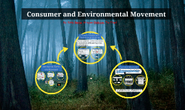 Consumer and Environmental Movement's