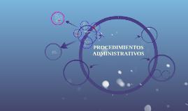 Copy of PROCEDIMIENTOS