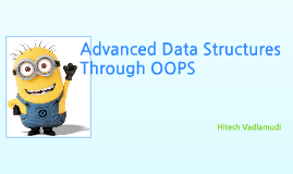 Data Structures through OOPS