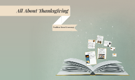 Thanksgiving PBL