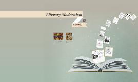 Literary Modernism