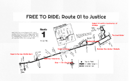 Free To Ride: Route 01 to Justice