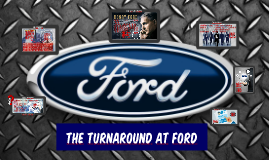 The turnaround at Ford