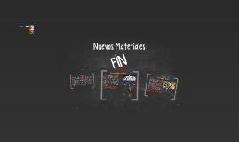 Nuevos materiales para la construcción