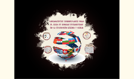 Lineamientos Curriculares para el Área de Idiomas Extranjero