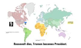 Truman Takes Presidency