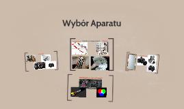 Wybór Aparatu