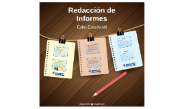 Ingenierías Redacción de Informes