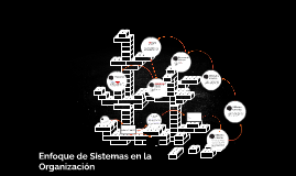 Enfoque de Sistemas en la Organización