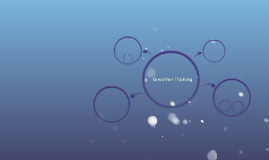 Govenor Training