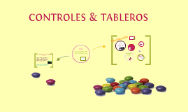 Copy of TABLEROS & CONTROLES - ERGONOMIA