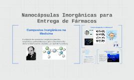 Nanocápsulas Inorgânicas para Entrega de Fármacos