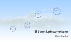 El Boom Latinoamericano