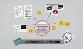 Challenging Curriculum